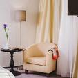 фото отель алькор. Полулюкс.кресло