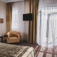 фото отель алькор. Полулюкс. кровать