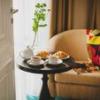 фото отель алькор. Полулюкс. завтрак