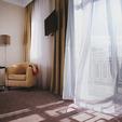 фото отель алькор. Стандарт двухместный улучшенный. кресло