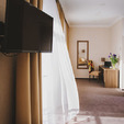 фото отель алькор. Стандарт двухместный улучшенный. тв