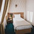 фото отель алькор. Стандарт одноместный. спальное место