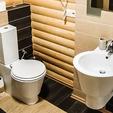 стандарт готель катерина туалет