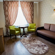 Отель «Жаворонок» Берегово Люкс (103D, 205D) Фото №2