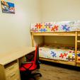 Отель «Жаворонок» Берегово Люкс з детской комнатой (104D, 206D) Фото №3