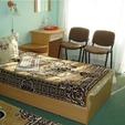 Санаторий «Синяк» Закарпатье 2-х комнатный номер повышенной комфортности (корпус №3) Фото №2