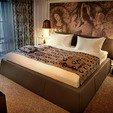 фото Отель Миротель Трускавец. Президентский номер. Кровать