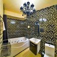 Номер 2-уровневые Апартаменты (Queen Suit Apart). Ванная