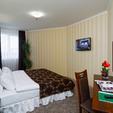 фото Санатория «Лесная песня» Трускавец. Номер 2-комнатные Апартаменты. Кровать