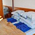 фото санатория Алмаз в Трускавце. Номер 2-комнатный Улучшенный. Кровати