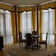 фото отель сенатор трускавец. номер апартаменты трехкомнатные. стол