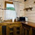 фото Отель ТАОР - Карпаты Сходница. Маленький семейный домик. Кухня