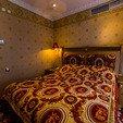 фото Санаторий Женева в Трускавце. Номер двухкомнатный тематический Люкс. Кровать