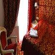 фото Санаторий Женева в Трускавце. Номер одноместный. Кровать
